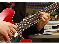 Acoustic & Electric Guitar Lessons at Artist Studios Bristol