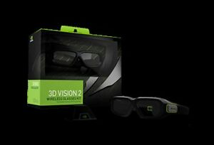 nVIDIA 3D Vision 2 Wireless Glasses Kit * ensemble nVIDIA 3D Longueuil / South Shore Greater Montréal image 1
