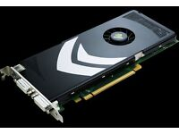 Official Nvidia 8800GT mac video card   512mb   2 x DVI