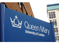 Queen Mary Uni 5 Bedroom Maisonette Large Rear Garden Coming Available from 28th July 2016