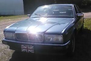 1988 Jaguar (Classic British car)