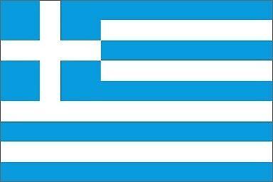 OUTBOUND Flag Of Greece5x3
