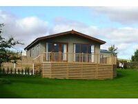 * Bespoke Luxury Reiver Liddesdale Lodge * Cedar Hot Tub * Holiday Home * Lake District * 45 x 22 *