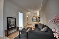 Bathurst/Queens Quay~1BR THOUSE~TERRACE~RIGH ON THE LAKE