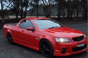 2011 Holden Commodore Ute Lithgow Lithgow Area Preview