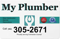 If your reno needs a Real Plumber