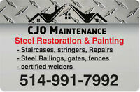 WELDING SOLUTIONS - CJO Maintenance