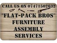 ''Flat-Pack Bros'' Furniture Assembly Services