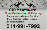 WELDING SOLUTIONS-CJO MAINTENANCE