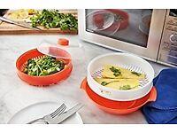 Kitchen Magik Microwave Steamer