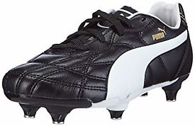 Puma Football Boots, Worn Once, Size 11