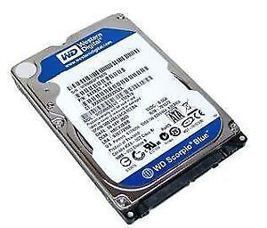 """Hard Drives 2.5"""" HDD 500GB 320GB 160GB for PC PS4 Macbook"""