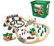 Brio Holzeisenbahn Set