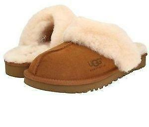 ugg bedroom slippers. Kid s UGG Slippers  Men Women Dakota Moccasins eBay