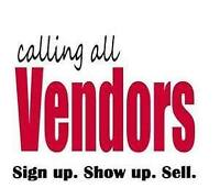 Vendors Wanted!!