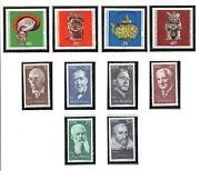 Briefmarken DDR