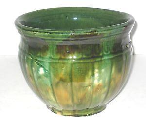 Jardiniere art pottery ebay for Jardin isere