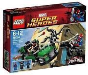 Lego Spiderman Venom