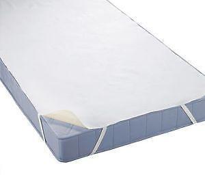 matratzenauflage wasserdicht 90x200 ebay. Black Bedroom Furniture Sets. Home Design Ideas