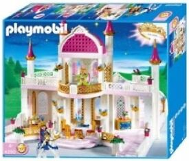 playmobil palace - boxed and in very good condition