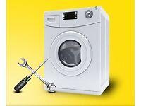 Washing machine / dryer / integrated oven / hob