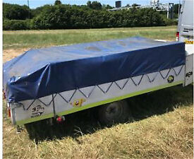 2000 Conway Camping trailer