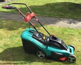 Bosh 1400 electric Lawnmower