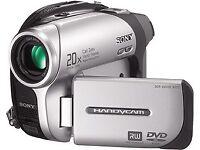 Sony dcr-dvd92e Pal