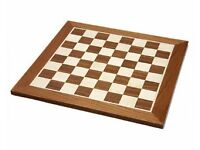 Chess Board + wood pices