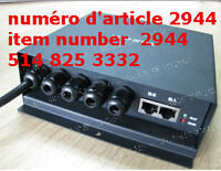 DMX LIVE transmission controller computer or DVI to LED Display