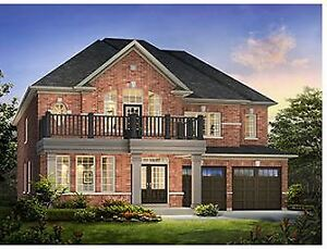 Brand new 45' detached house in East  Gwillimbury