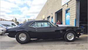 1968 SS Camaro - Very Rare Brand New Engine