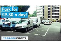 Convenient parking spaces, just steps from East Putney tube station (1 week FREE)