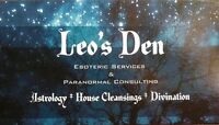Leo's Den - [Esoteric Services & Paranormal Consulting]