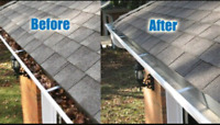 SOS gutter cleaning