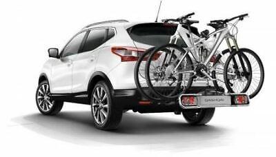 Genuine Nissan X-Trail 2018></noscript> Bike Carrier Mounted 7 Pins 3 Bikes -...
