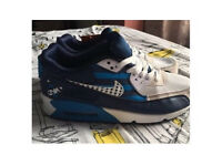 Independence Day limited edition Nike air max 90 size 7.5