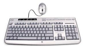 HP Pavillion Desktop with Mouse & Keyboard