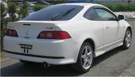 Honda Integra Type S, Japanes Import.