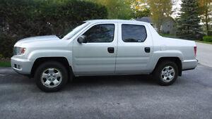2009 Honda Ridgeline RT Pickup Truck
