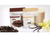 JUICE PLUS+® COMPLETE VANILLA SHAKE (6 POUCHES) ONE-TIME SHIPMENT