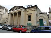 Meeting / Event / Workshop Space Available in Bath at the Friends Meeting House