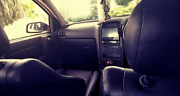 Complete Immaculate Leather Interior From 03 CDX Astra Munno Para Playford Area Preview