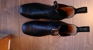 Blundstone Boots - Black Chisel Toe