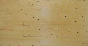 100 sheets 1/2 plywood - new