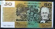 Australian 50 Dollar Note