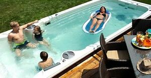 INTRODUCING THE DUAL TEMP DT - 21 SWIM SPA | FACTORY HOT TUBS