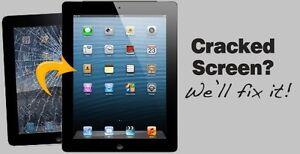 Apple Ipad 2/3/4/mini/air screen glass replacement repair