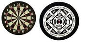 Baseball Dart Board