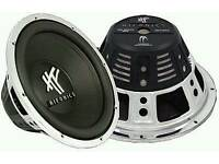 "12"" inch Mad Bass Subwoofer&Box"